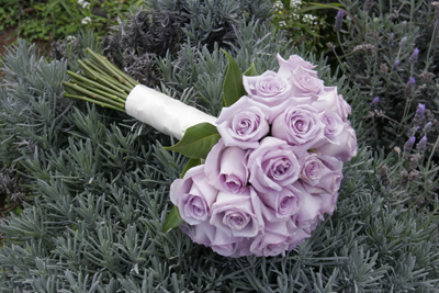 sterling rose brides bouquet