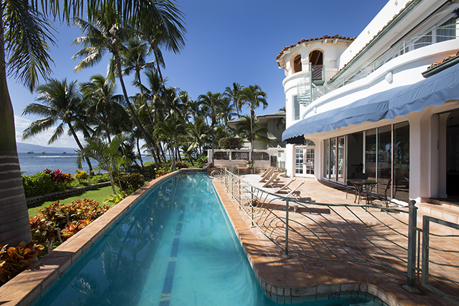 Blue Sky Villa Maui Vacation Rental