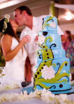 Wedding Cakes North Shore Oahu